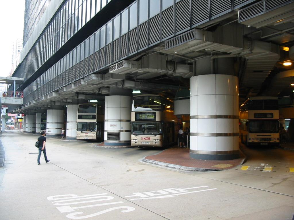 荃灣站公共運輸交匯處