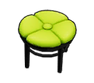 Black Cat Four-leaf Clover Chair (Icon).png