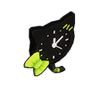 Black Cat Clock (Icon).png