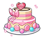 Yae Sakura's Birthday Cake (Icon).png