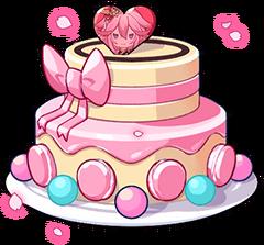 Yae Sakura's Birthday Cake.png