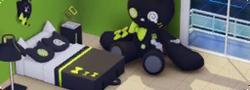 Black Cat in the Box