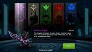 Shadow Knight initial screenshot