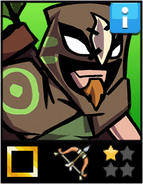 Runewood Ranger EL1 card