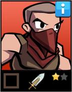 Bandit Bruiser EL1 card