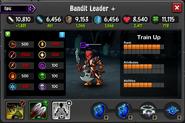 Bandit Leader Resistances EL3-4