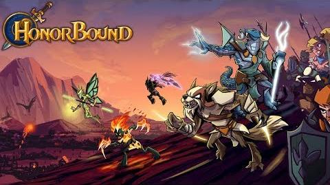 HonorBound (RPG) Android GamePlay Trailer (HD)