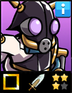 Chosen Slayer EL3 card