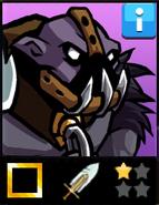 Companion Battle Troll EL1 card