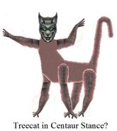 Treecat in Centur Stance