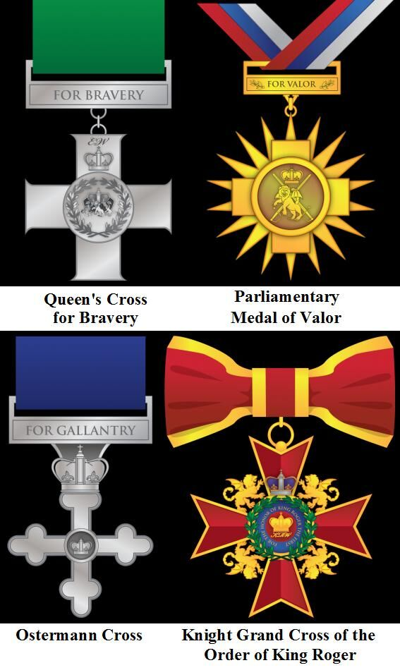 Four medals unvaled 2014.jpg