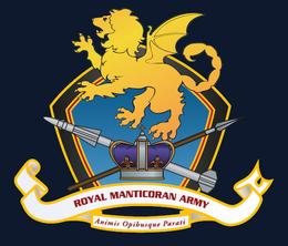 Flag of the RMA