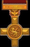 Manticore Cross