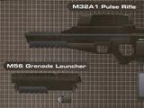 M32 Pulse Rifle