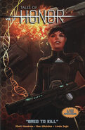 Tales of Honor - Bred to Kill TPB cover