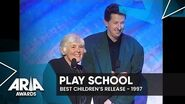Play School wins Best Children's Release 1997 ARIA Awards