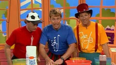 The Hooley Dooleys - ABC-TV Series (1999) - Pizza