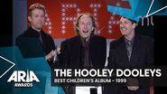 The Hooley Dooleys win Best Children's Album 1999 ARIA Awards-0