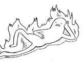 Hombre de Lava (Original)