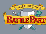 Adventure Time: Battle Party