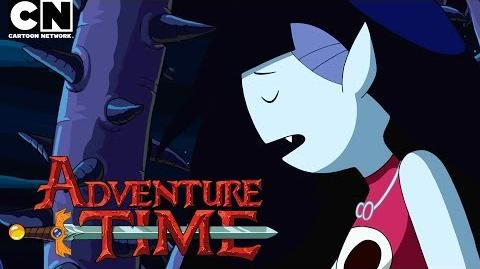 "Adventure Time Marceline Sings ""Slow Dance With You"""
