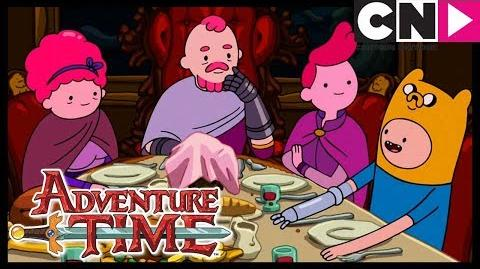 Gumbaldia Hora de Aventura LA Cartoon Network