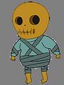 Esqueleto Bebé