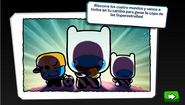 Copa Toon Adventure Time