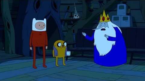 Adventure Time - King's Ransom (?) (Sneak Peek)