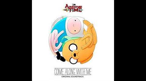 Adventure Time Come Along with Me (Original Soundtrack)