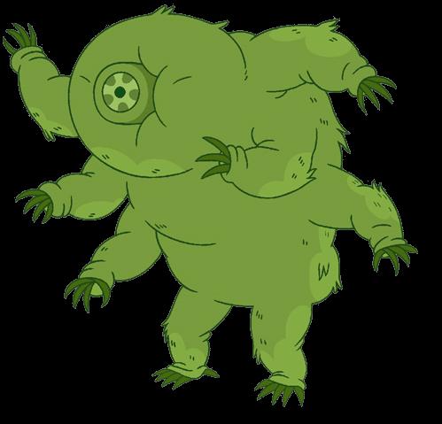 Monstruo de Hierba
