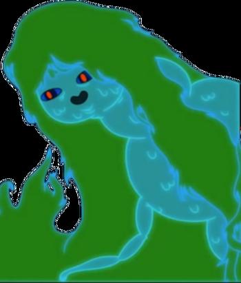 Dama Fantasma