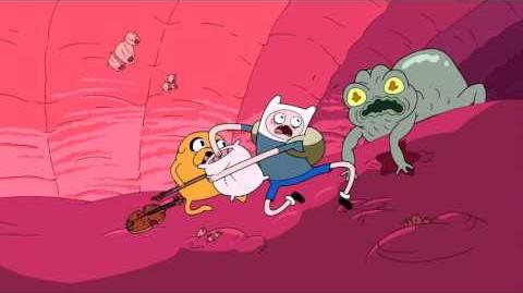 Adventure Time - House Hunting Song HD