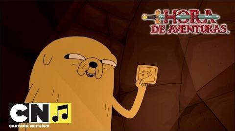 Dimensión rota Hora de Aventuras Cartoon Network