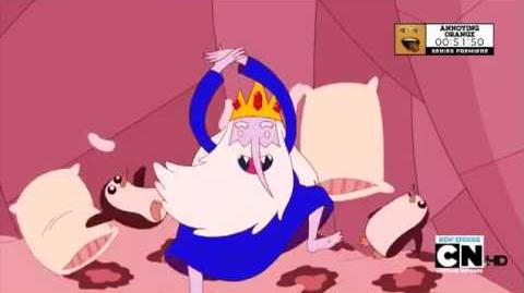 Adventure Time - Ice King's Song of Joy