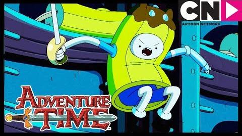Hora de Aventura LA Cartoon Network