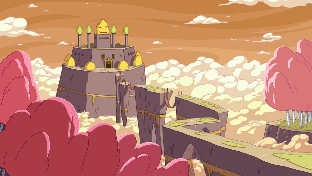 Castillo Limonagrio