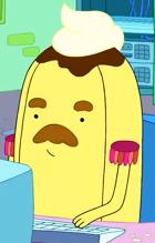 Capitán Banana Guardia