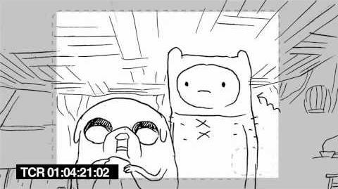"Adventure Time - ""Conquest of Cuteness"" Animatic"
