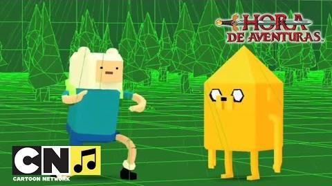 Canción 'Dentro del videojuego'