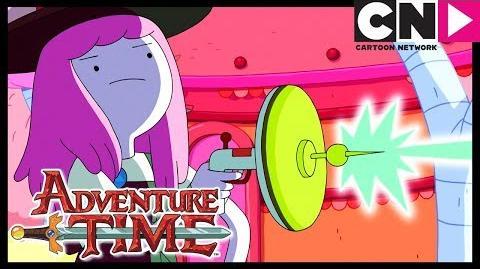 Blenanas Hora de Aventura LA Cartoon Network