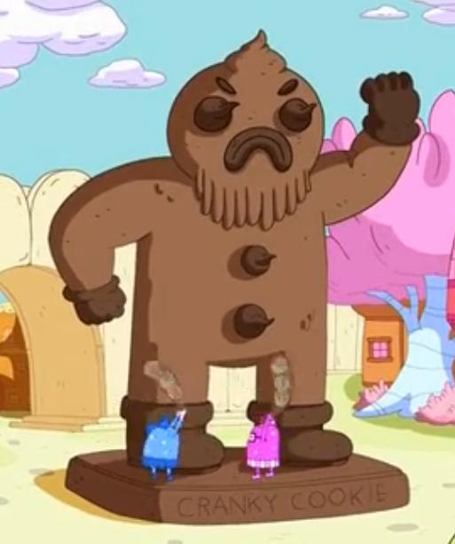 Cranky Cookie