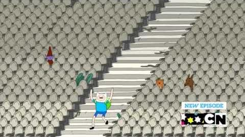 Adventure Time - Wizard Battle