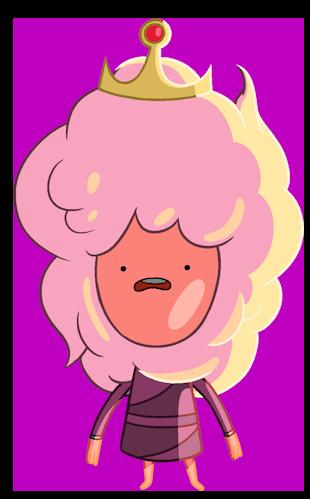 Princesa de Algodón de Azúcar