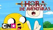 Hora de Aventuras Primavera (otra vez) Cartoon Network