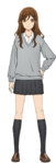 Kyouko Hori Anime Design