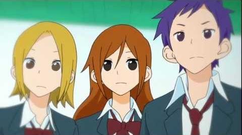 OVA「堀さんと宮村くん」30秒PV
