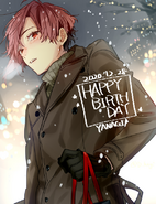 Akane Birthday Artwork 2020