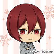Kakeru Sengoku Christmas 2020 Icon