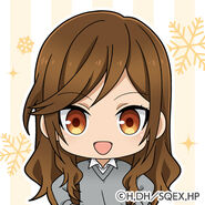 Kyouko Hori Christmas 2020 Icon
